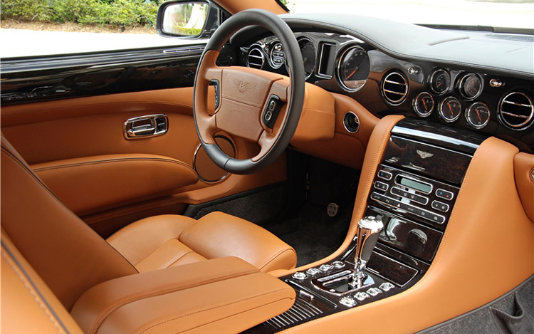 bentley brooklands interior - HQ Lacquer
