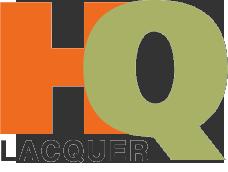 hq lacquer dark logo